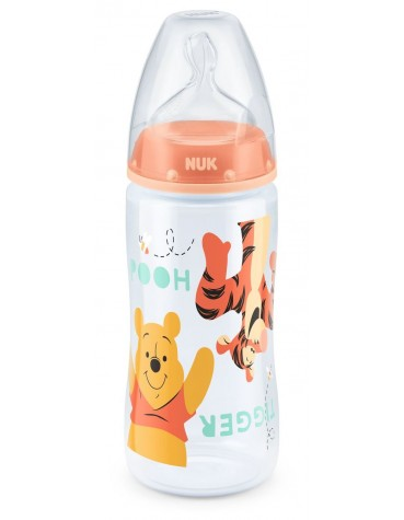 NUK Butelka First Choice Disney Kubuś 300ml 0-6m