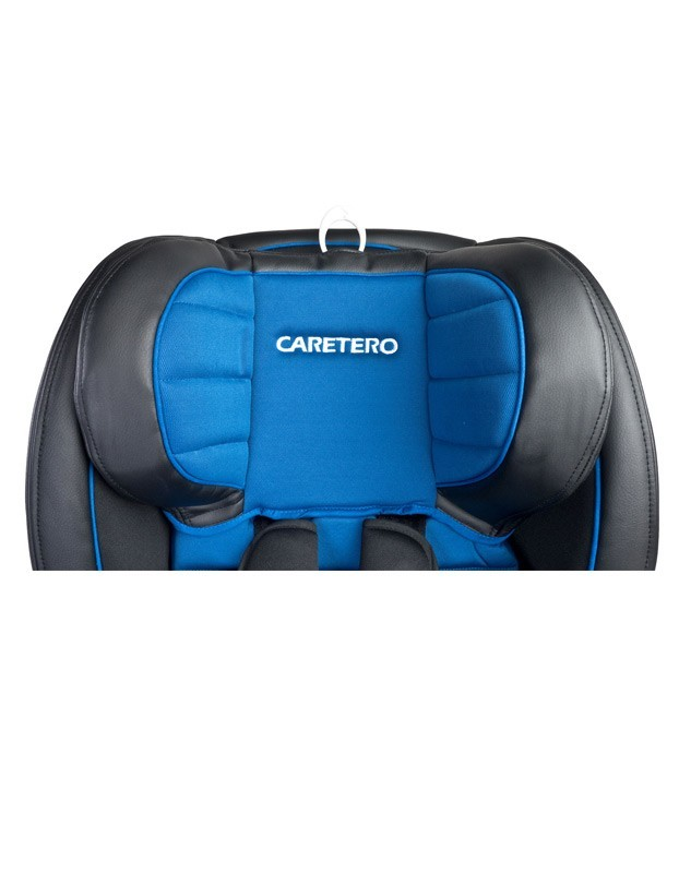Caretero defender plus 0-18kg szary