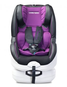 Caretero defender plus 0-18kg fioletowy