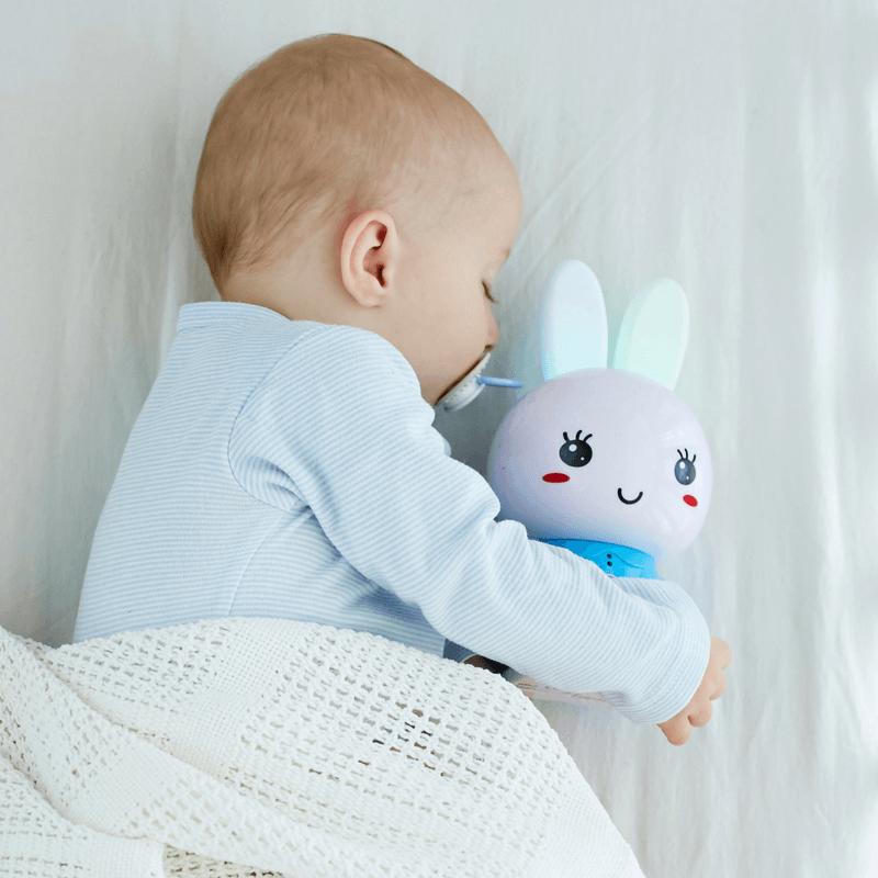 alilo królik honey bunny lampka nocna z mp3 opowiada bajki