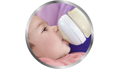 avent butelka do karmienia dziecka