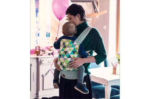 nosidełko ergonomiczne dla dziecka
