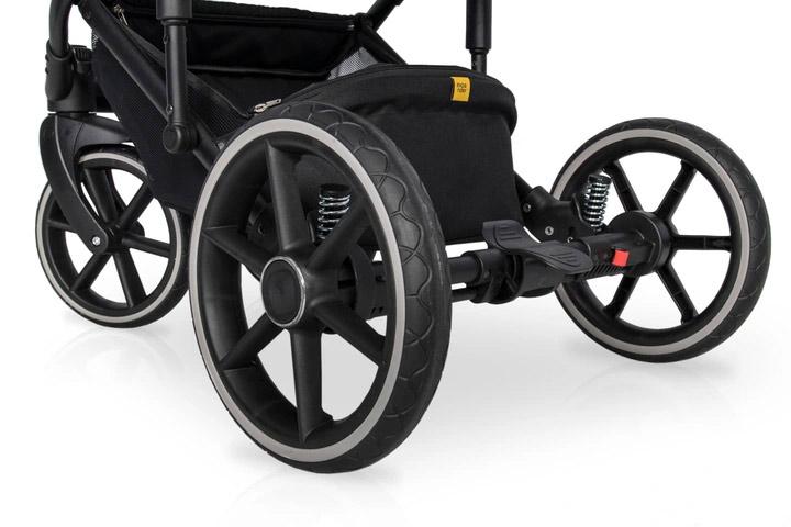 koła wózka
