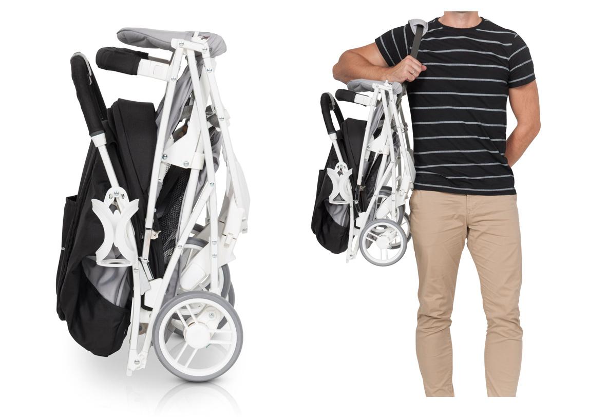 eurocart volt pro wózek spacerowy