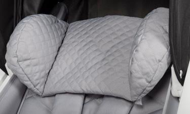 poduszka motylek w wózku