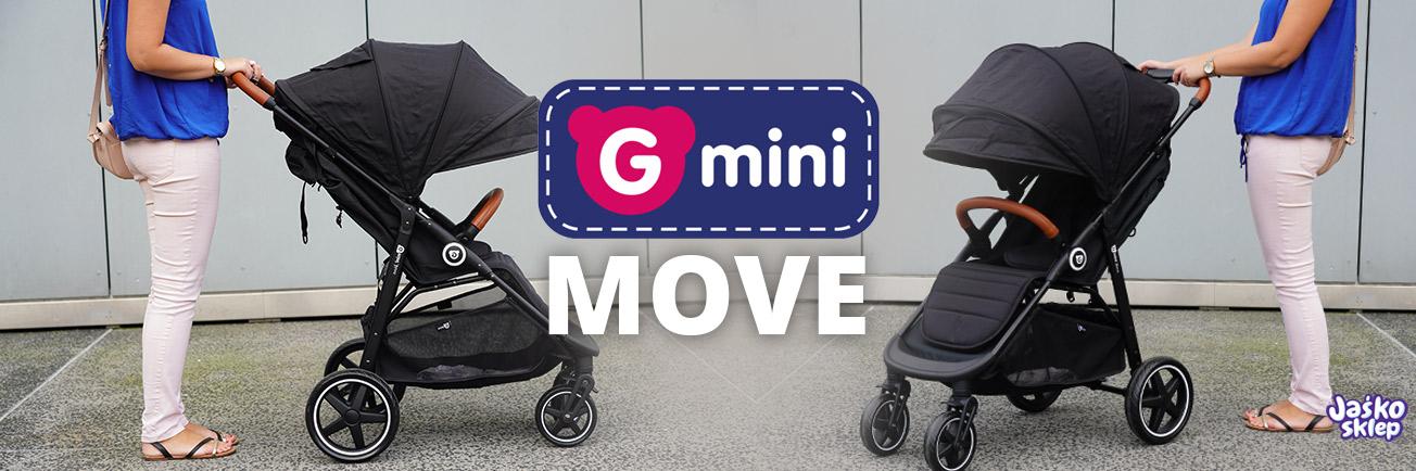 gmini move wózek spacerowy nowoczesny
