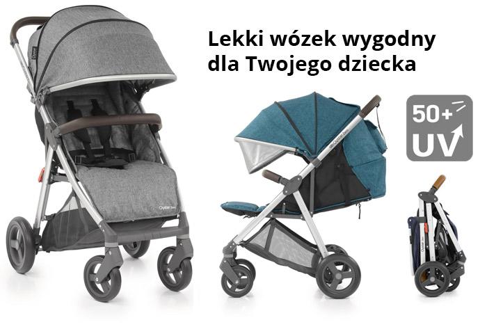 oyster zero wózek spacerowy