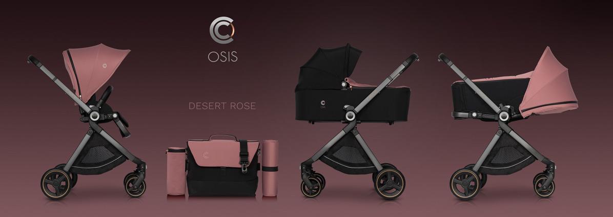 cavoe osis wózek dla dziecka lekki