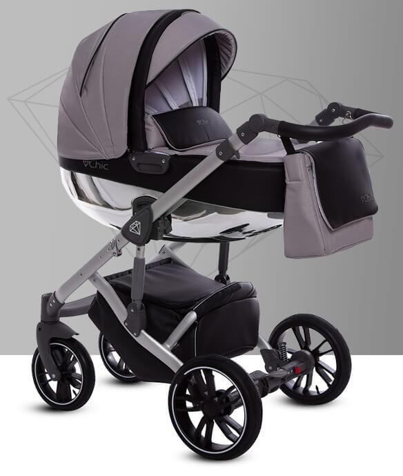 wózek gondola głeboki babyactive chic
