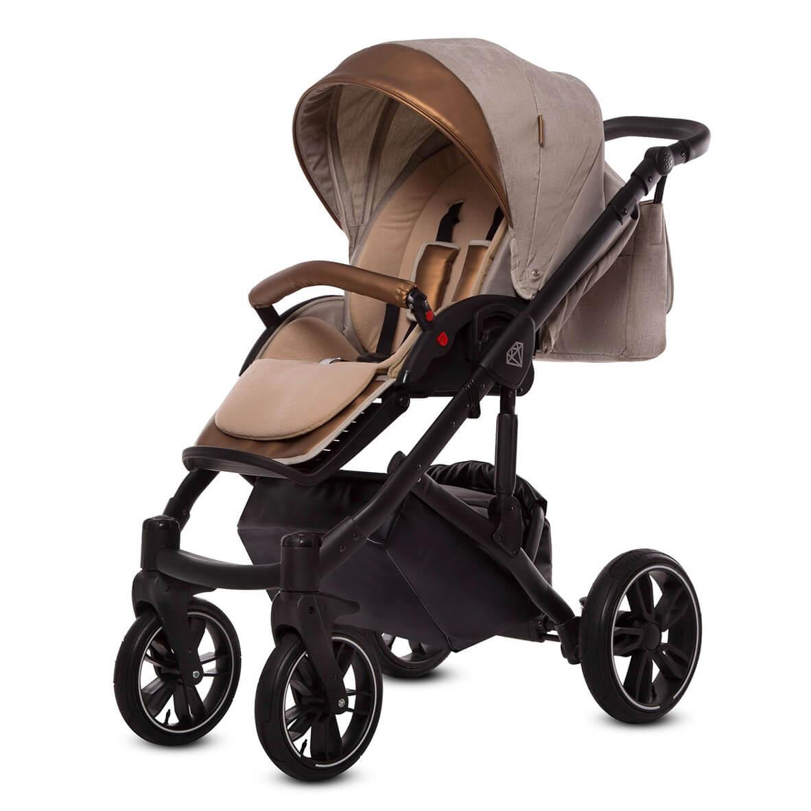 wersja spacerowa wózka babyactive chic