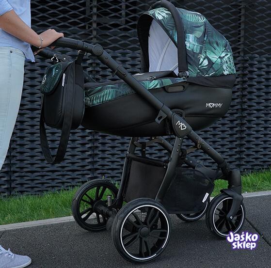 wózek gondola głeboki babyactive mommy
