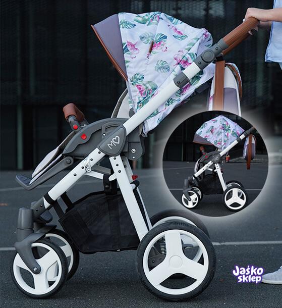 wózek mommy spacerówka