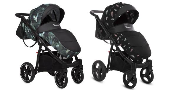 wózek dzieciecy babyactive mommy