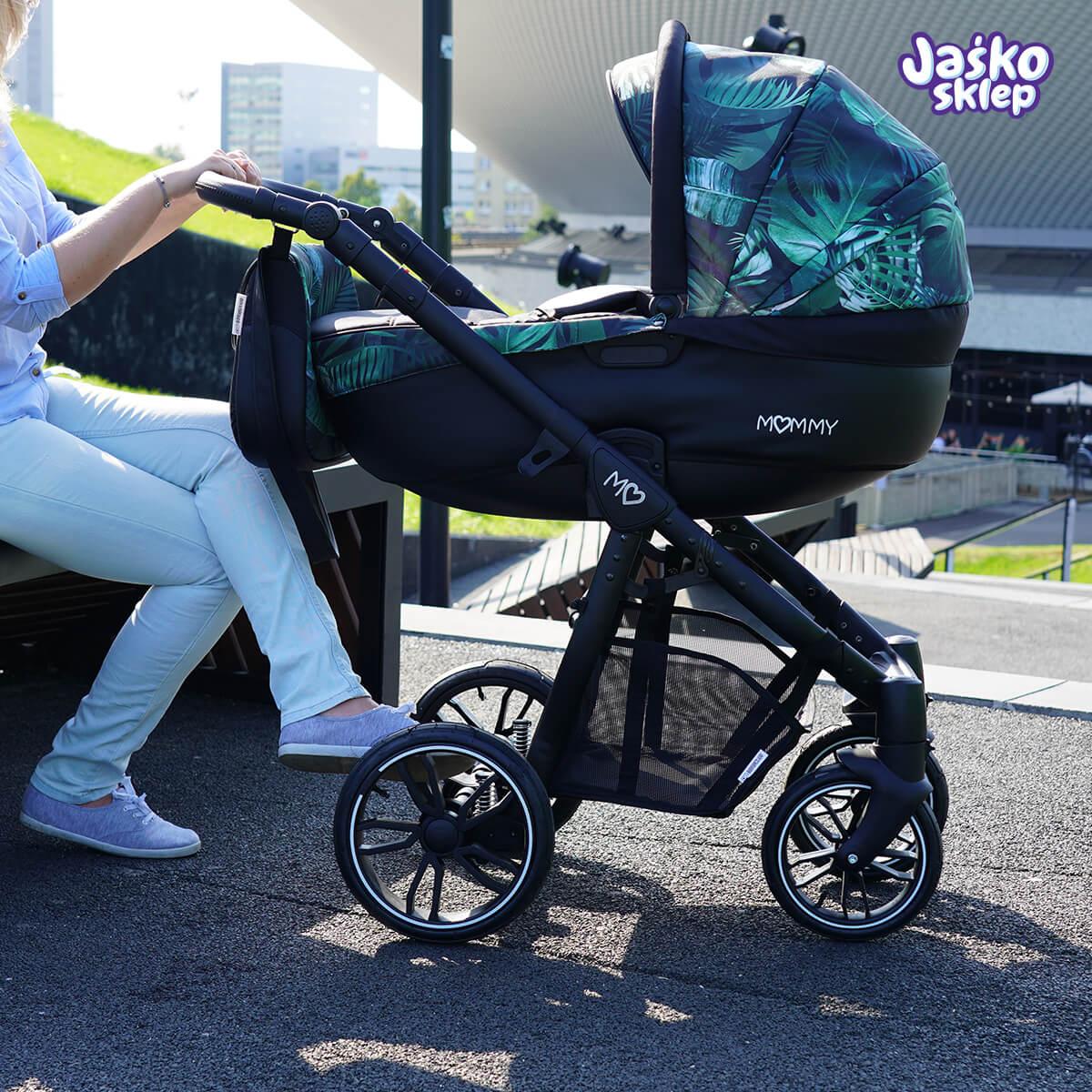 jungle babyactive mommy