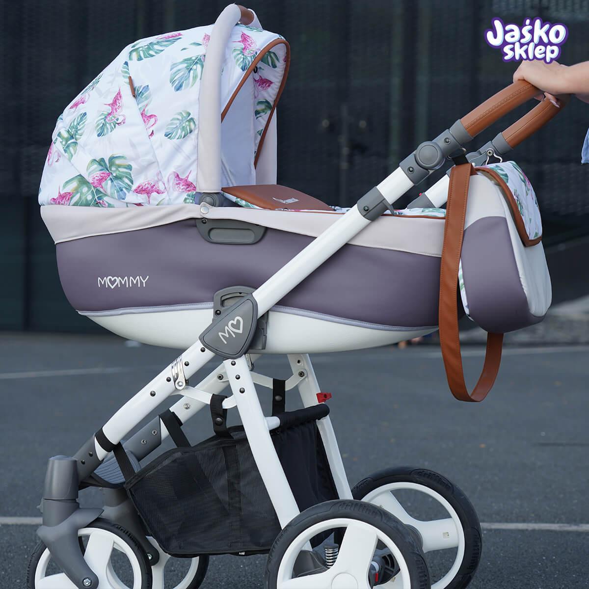 wózek 2w1 babyactive mommy
