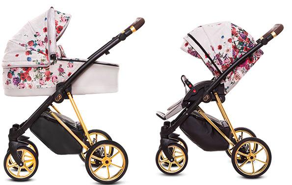 musse babyactive wózek