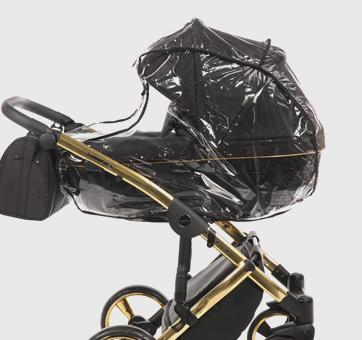 folia i moskitiera do wózka