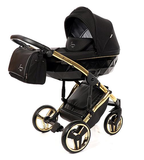 wózek dziecięcy junama diamond s-line gold