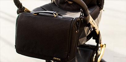nowoczesna torba do wózka