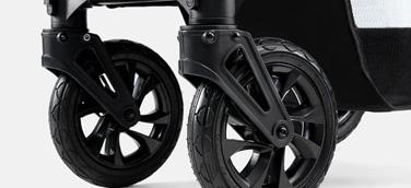 amortyzacja w wózku prime