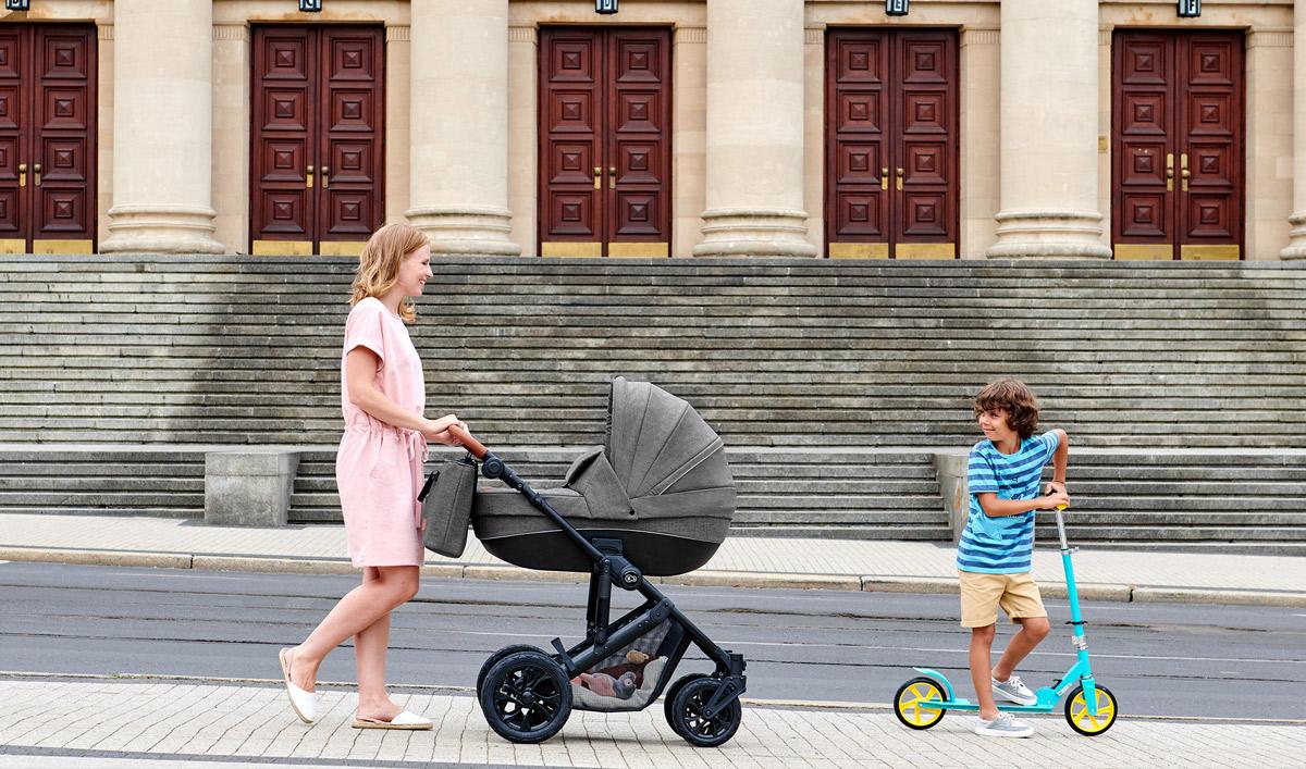 wózek dziecięcy kinderkraft prime