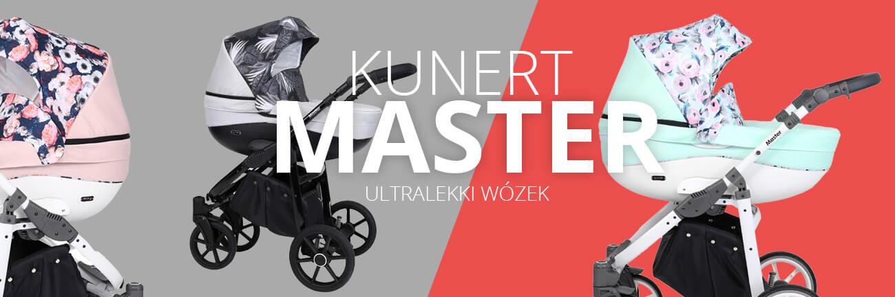 wózek dziecięcy kunert master