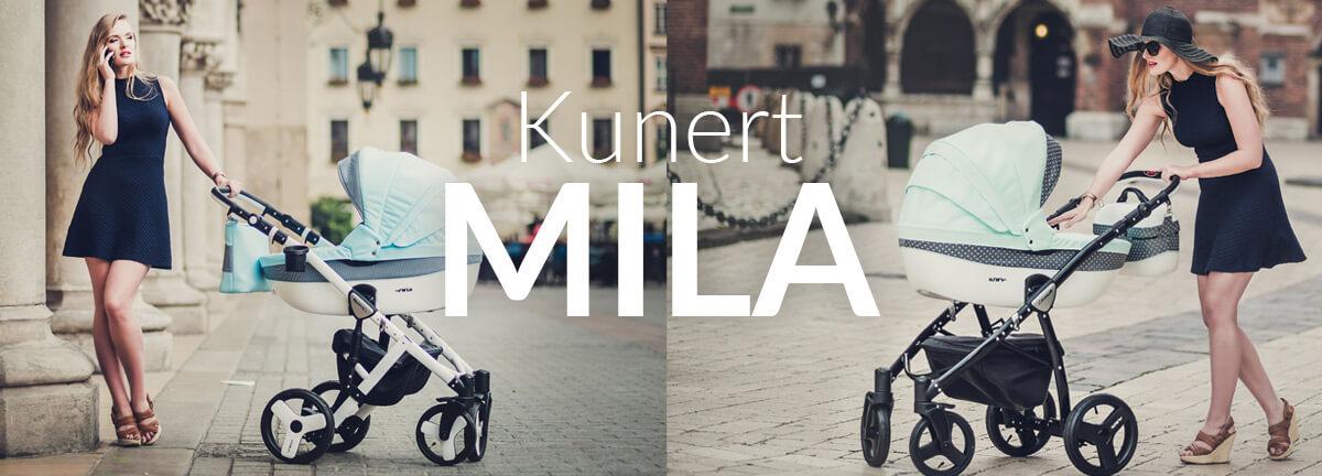 wózek dziecięcy kunert mila