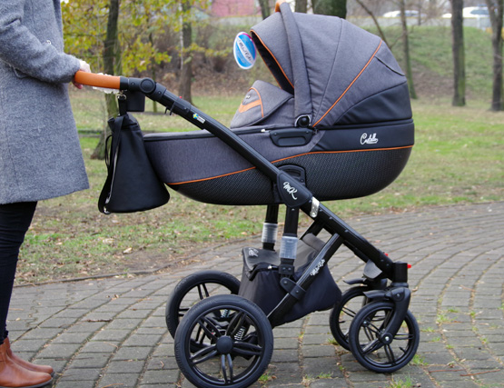 castello wózek premium